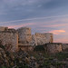 Early morning at Krak des Chevaliers
