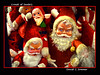 Crowd of Santa's (DaveSommerPhotos) Tags: santa christmas xmas holiday holidays santas pa lancaster jolly hohoho christmasmuseum