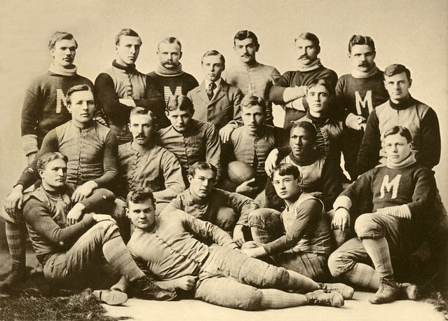 1892 Michigan Fball