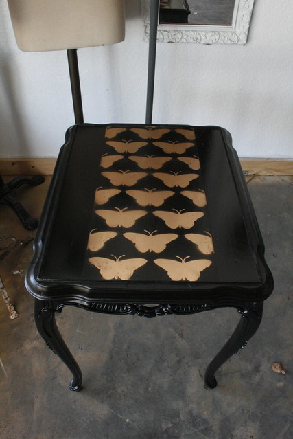 Butterfly Side Table...