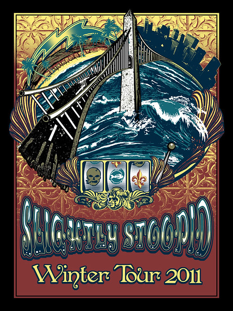 Slightly Stoopid Winter Tour 2011 Dates Announced