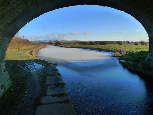 Under Brick Kiln Bridge