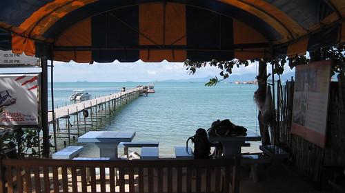 Koh Samui Bigbuddha Pier サムイ島ビッグブッダピア