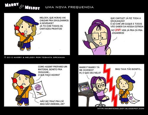 13 - Marry & Melody - Uma Nova Frequência