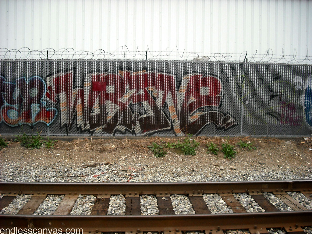 WRANE graffiti - Oakland, Ca