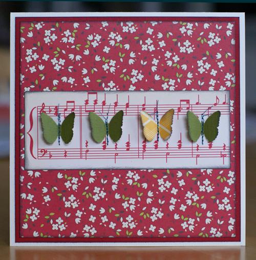 fjärilskort Maria