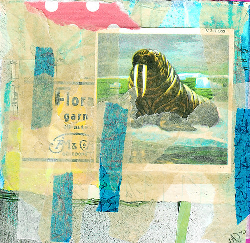 Collage 29: Her name is Flora