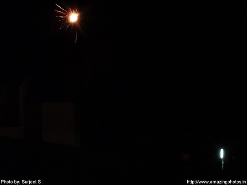 Firework and Tube Light