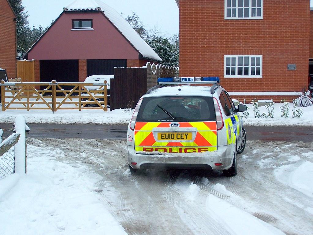 Essex Police-Bradfield Street