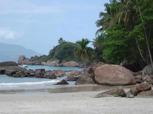 Aventureiro - Ilha Grande RJ praia paradisiaca