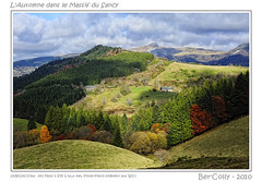Le Sancy en automne (BerColly) Tags: sky mountain france colors clouds montagne google flickr couleurs ciel nuages auvergne sancy puydedome concordians latourdauvergne cloudslightningstorms mindigtopponalwaysontop bercolly