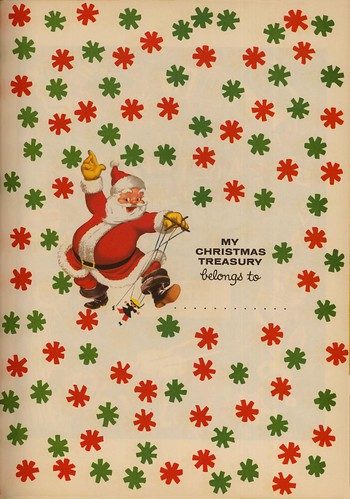 My Christmas Treasury (Big Golden Book  1957)  IFC