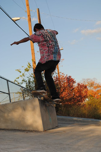 Aarron front smith 270 out