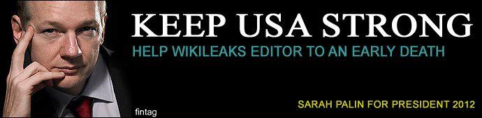 Wikileaks for President 2012