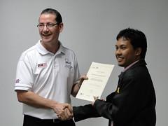 iRAP Training Course, Malaysia 2010