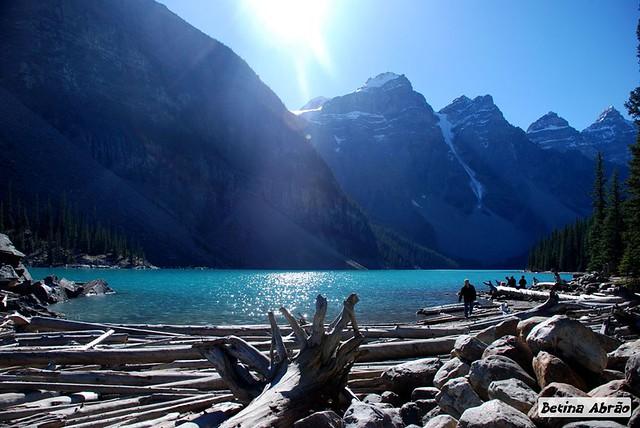 LAKE MORAINE - Canadá