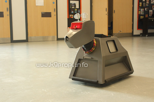 Doctor Who K9 Replica