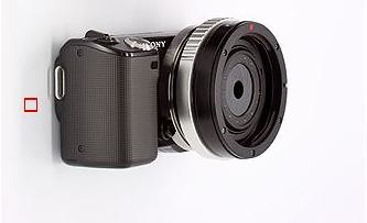 sony nex canon eos ef aperture lens adapter
