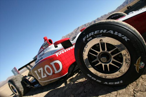 Ryan Briscoe's new car