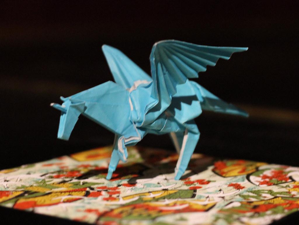 origami pegasus satoshi kamiya pdf