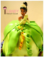 Princess Tiana Cake (iCANDY Baked Goods) Tags: goods baked icandy