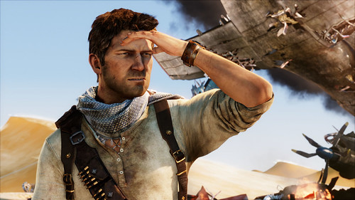 Apply Now for the UNCHARTED 3 Spike TV Special