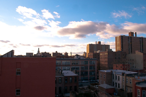 Brooklyn Skyline