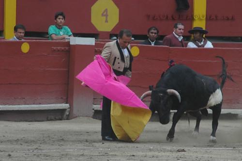 Freddy Villafuerte en Acho