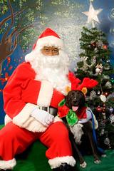 Lexi & Santa