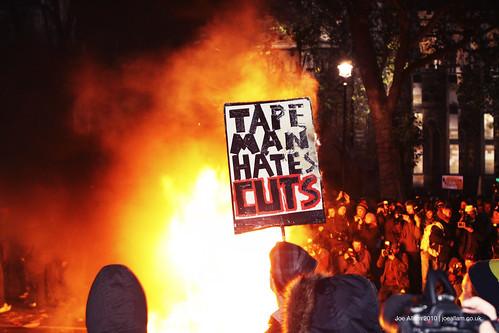 Tapeman Hates Cuts