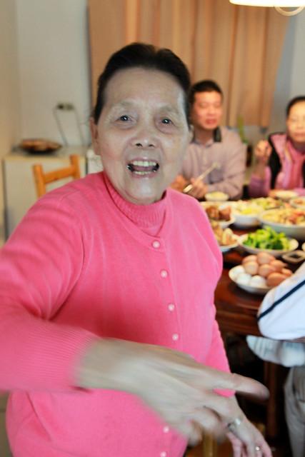 親愛的外婆生日隨拍