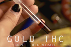 Gold THC (xochii) Tags: weed marijuana cannabis stoner concentrate goldthc