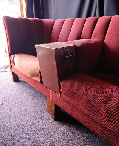 Smoking Couch