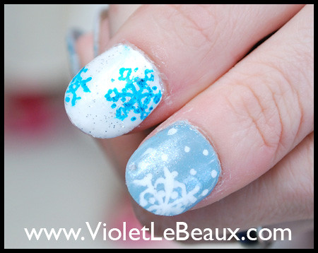 Nail art by Violet