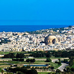 View of Mosta