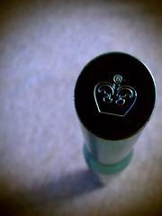 Rimmel. (Kenlea) Tags: detail macro lomo teal makeup crown mascara fauxlomo