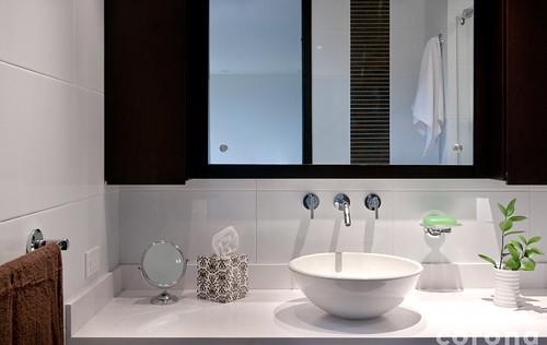 Baños Modernos Corona:Corona Mejora tu Vida: Baños (ejemplos para inspirarnos y animarnos a