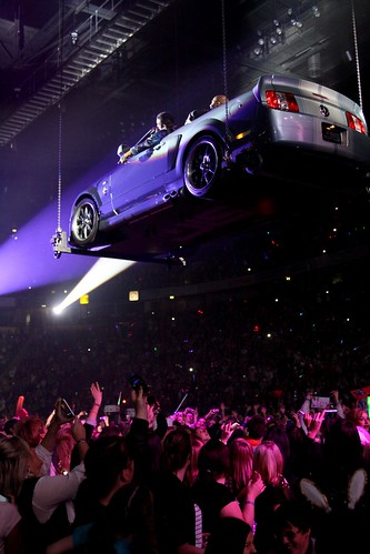 JLS at Mancheser Arena