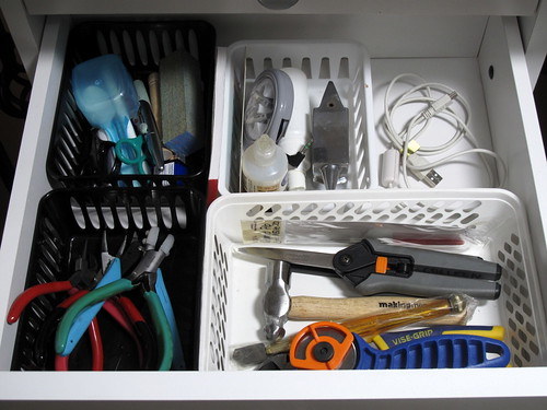 Drawer After Shot