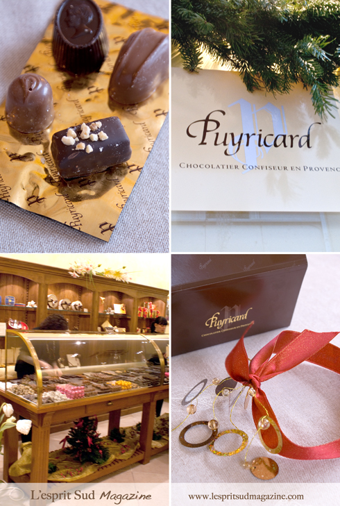 Chocolaterie de Puyricard (Cannes)