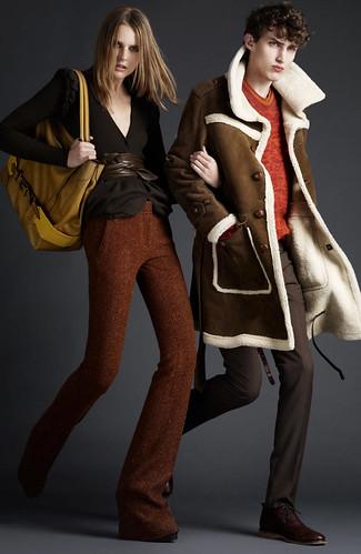 Charlie France0174_Burberry Prorsum Pre-Fall 2011(fashionisto)