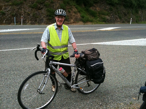 自転車歴60年、御年81歳のカナダ人・ウィリーさん