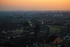 (thisisforlovers) Tags: city torre roofs verona lamberti