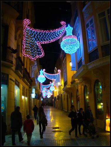 Decoración navideña Málaga (3)