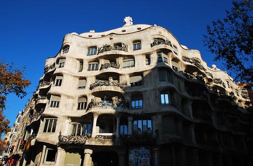 La Pedrera - Casa Milà - Barcelone