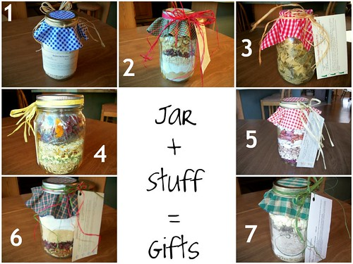 Gifts in a Jar Roundup