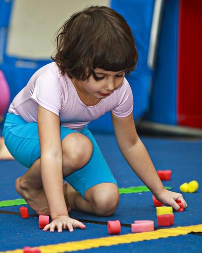 Gym Kids - Crouch