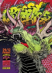 crissy criss poster (*tant*) Tags: london israel haifa dubstep tant brokenfingaz china2010