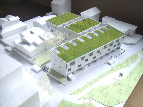 Multifamily housing of Senzoku_04