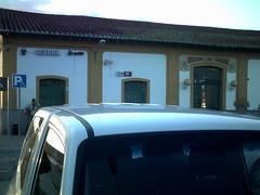 Estación Renfe de Lebrija